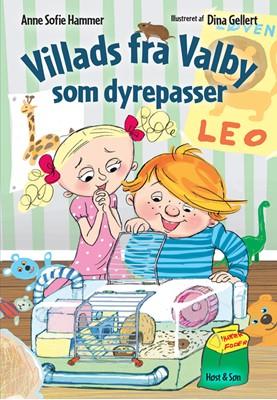 Villads fra Valby som dyrepasser Anne Sofie Hammer 9788763856744