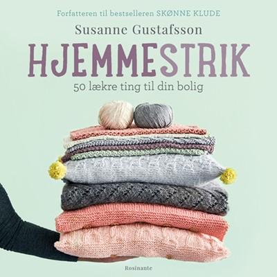 Hjemmestrik Susanne Gustafsson 9788763858021