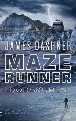 Maze Runner - Dødskuren James Dashner 9788763837354