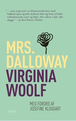 Mrs. Dalloway, klassiker Virginia Woolf 9788763816984