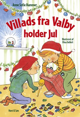 Villads fra Valby holder jul Anne Sofie Hammer 9788763826334