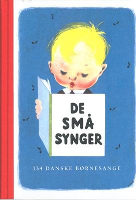 De små synger LUKSUSUDGAVE Gunnar Nyborg-Jensen 9788714118297