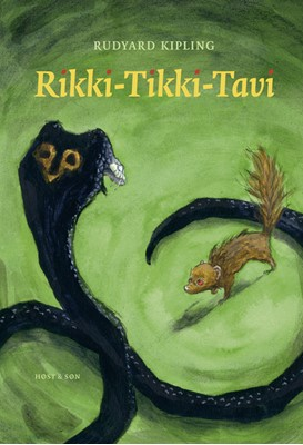Rikki-Tikki-Tavi Rudyard Kipling 9788763829205