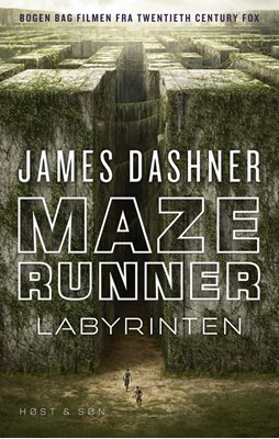 Maze Runner - Labyrinten James Dashner 9788763836739