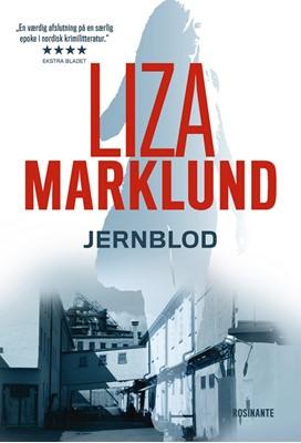 Jernblod, pb Liza Marklund 9788763851022
