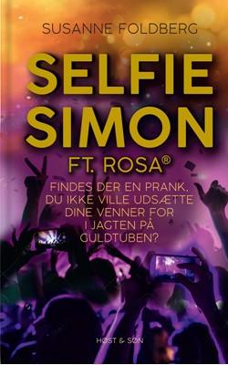 Selfie-Simon ft. Rosa(R) Susanne Foldberg 9788763857611