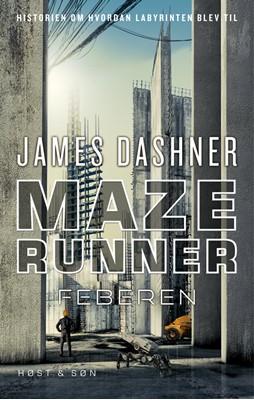 Maze Runner - Feberen James Dashner 9788763848992