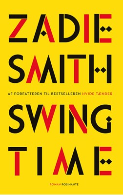 Swing Time Zadie Smith 9788763850711