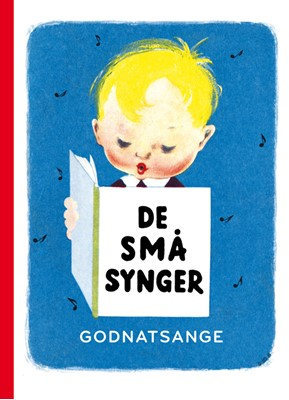 De små synger - Godnatsange Gunnar Nyborg-Jensen 9788763857826