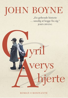 Cyril Averys hjerte John Boyne 9788763853033