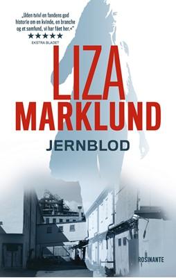 Jernblod hb Liza Marklund 9788763846806