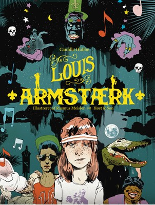 Louis Armstærk Camilla Hübbe 9788763841207