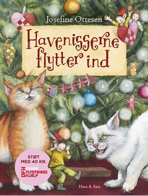 Havenisserne flytter ind Josefine Ottesen 9788763841597