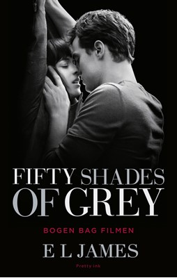 Fifty Shades of Grey, hb E L James 9788763838757