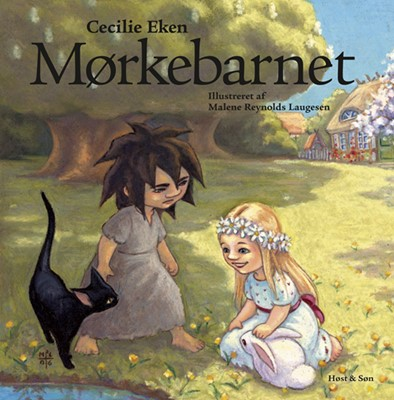 Mørkebarnet Cecilie Eken 9788763833745