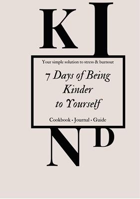 7 days of being kinder Marie Glaeser 9788743081531