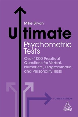 Ultimate Psychometric Tests Mike Bryon 9780749481636