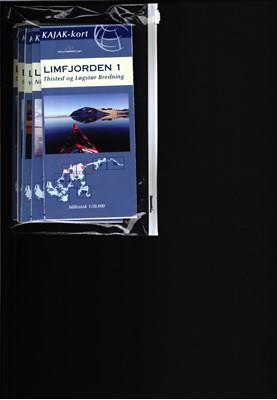 Kajakkort - Limfjorden Helle, Josef Slot 9788797203804