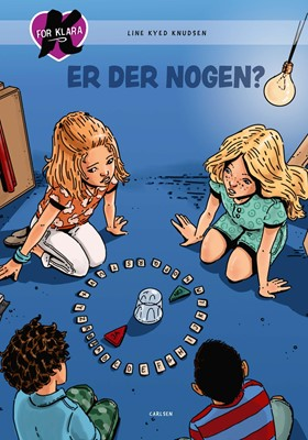 K for Klara (13) - Er der nogen? Line Kyed Knudsen 9788711984543