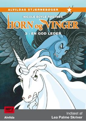 Horn og vinger 3: En god leder Nicole Boyle Rødtnes 9788741512525