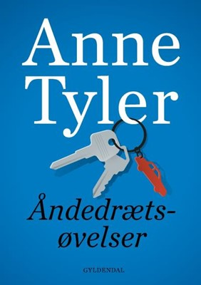 Åndedrætsøvelser Anne Tyler 9788702297003