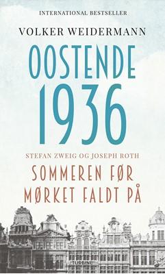 Oostende 1936 Volker Weidermann 9788740662771