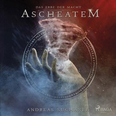 Das Erbe der Macht - Band 10: Ascheatem (Urban Fantasy) Andreas Suchanek 9788726283211
