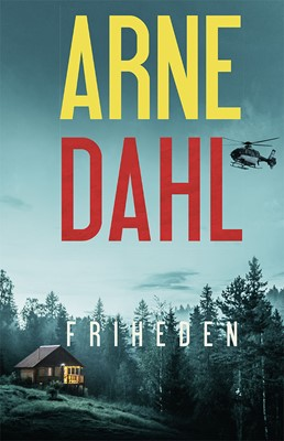 Friheden Arne Dahl 9788770073691