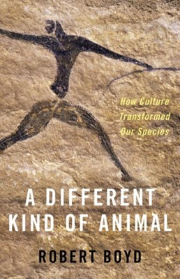 A Different Kind of Animal Robert Boyd 9780691195902