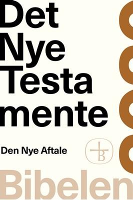Det Nye Testamente – Bibelen 2020 Bibelselskabet 9788772321486