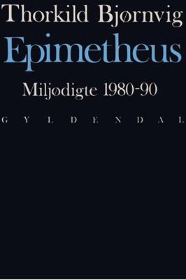 Epimetheus Thorkild Bjørnvig 9788702287851