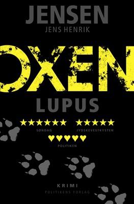 Oxen - Lupus Jens Henrik Jensen 9788740061529