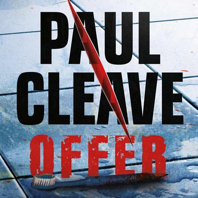 Offer Paul Cleave 9788771077094