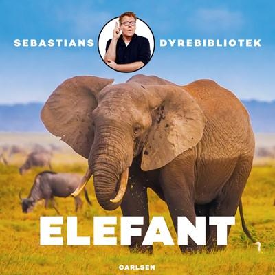 Sebastians dyrebibliotek - Elefant Sebastian Klein 9788726404609