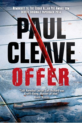Offer Paul Cleave 9788771077087