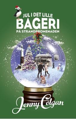 Jul i det lille bageri på strandpromenaden Jenny Colgan 9788763859332