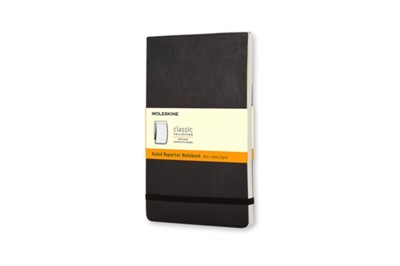 Moleskine Soft Cover Pocket Ruled Reporter Notebook Moleskine 9788862934664