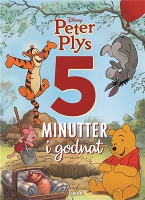 Fem minutter i godnat - Peter Plys DISNEY, Disney Book Group 9788711980316