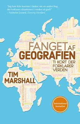 Fanget af geografien Tim Marshall 9788793752177