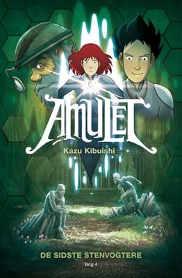 Amulet 4: De sidste stenvogtere Kazu Kibuishi 9788741510873