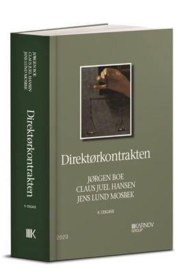 Direktørkontrakten Claus Juel Hansen, Jens Lund Mosbek, Jørgen Boe 9788761941688