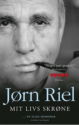 Mit livs skrøne Jørn Riel 9788711985359