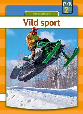 Vild sport Per Østergaard 9788740662481