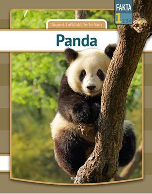 Panda Sigurd Toftdahl Terkelsen 9788740662436