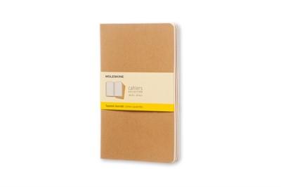 Moleskine Squared Cahier L - Kraft Cover Moleskine 9788883704994
