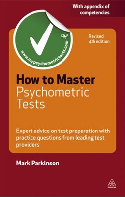 How to Master Psychometric Tests Mark Parkinson 9780749461287