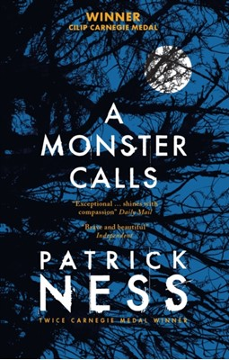 A Monster Calls Patrick Ness, Siobhan Dowd 9781406361803