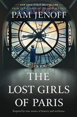THE LOST GIRLS OF PARIS Pam Jenoff 9780778330271