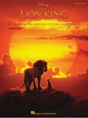 LION KING PIANO SOLO  9781540067555