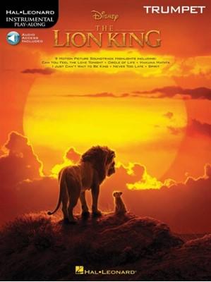 LION KING TRUMPET  9781540065704